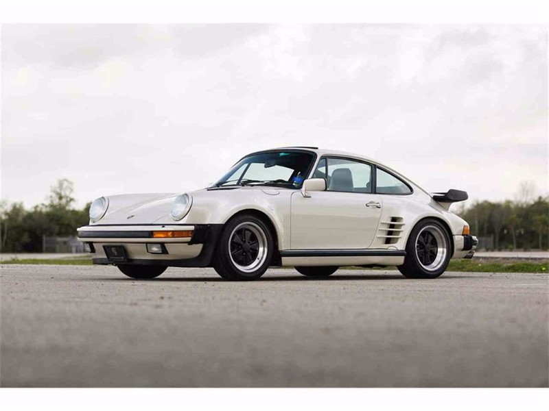 used Porsche 911 930 Turbo 3.3 Coupe LHD in louth