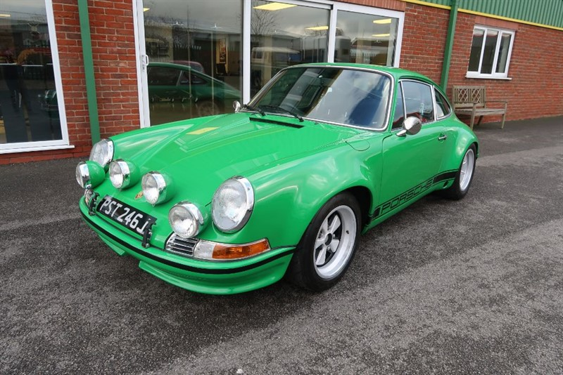 used Porsche 911 Autofarm ST Recreation, Ex Jamiroquai in louth