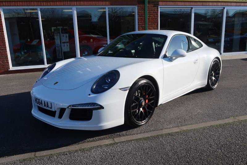 used Porsche 911 991 Carrera GTS 3.8 PDK in louth