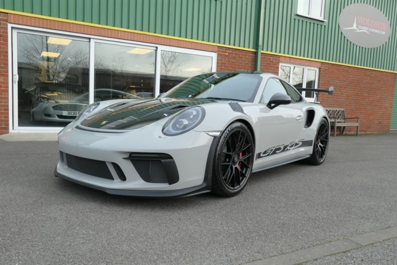 used Porsche 911 GT3 RS PDK Weissach Package in louth