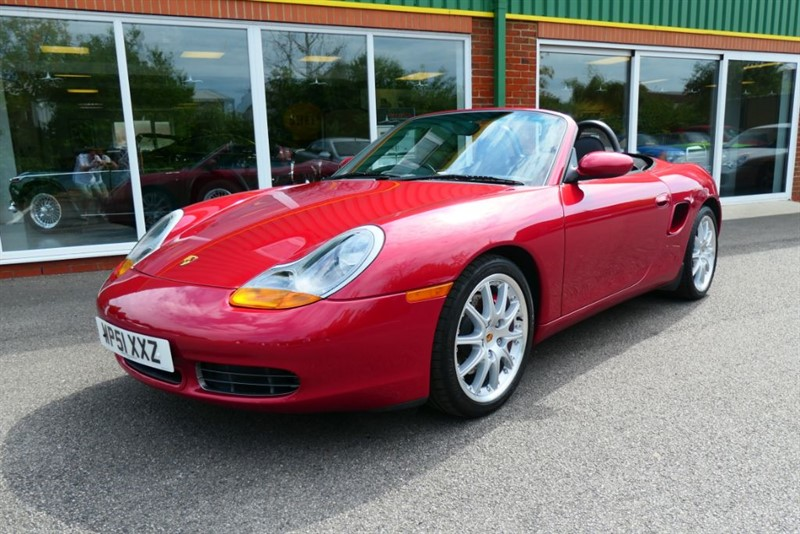 used Porsche Boxster S  in louth