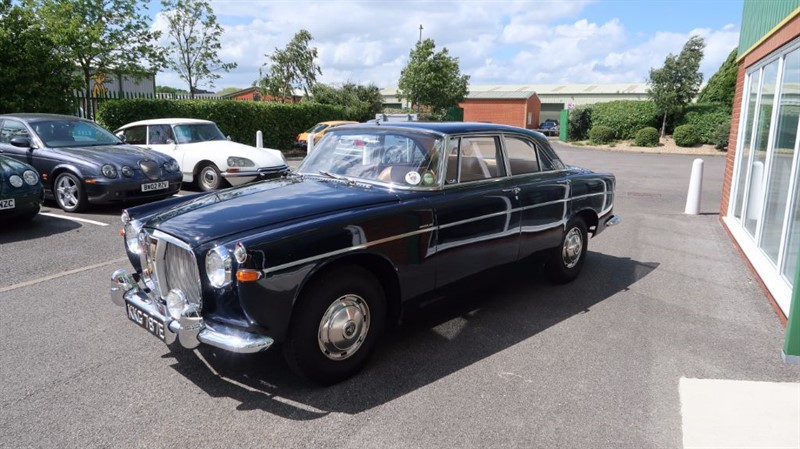 used Rover  P5 3 Litre Coupe 51,000 miles only in louth