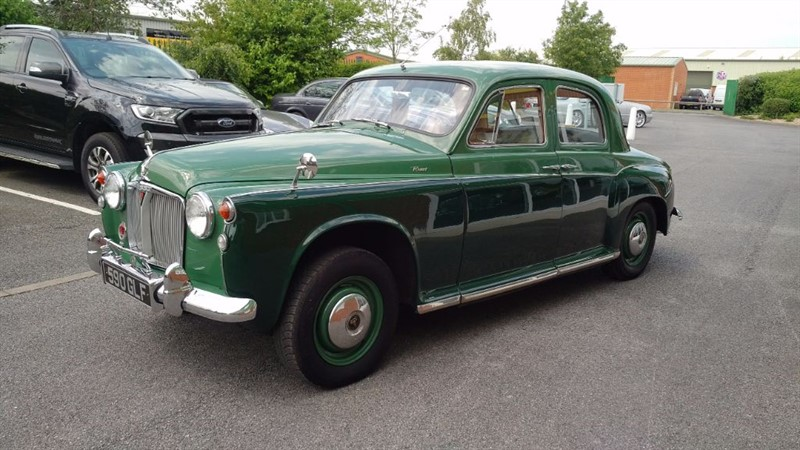 used Rover  P4 80 4dr in louth