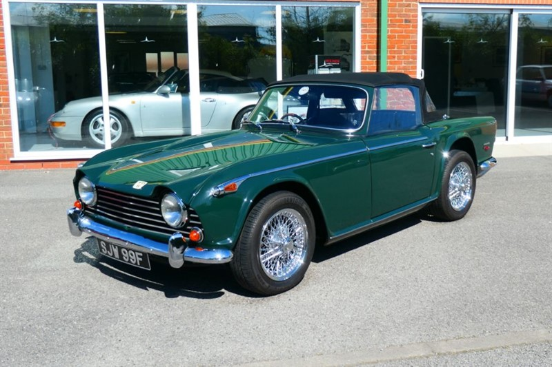 used Triumph  TR5 2.5PI in louth