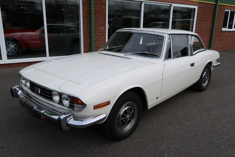 used Triumph Stag 3.0 V8 2dr Roadster LOW MILEAGE in louth