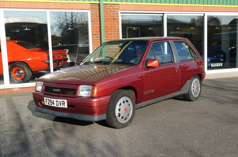 used Vauxhall Nova GTE I 1.6  in louth