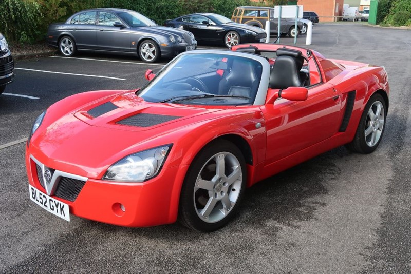 used Vauxhall VX220 2.2 16V Convertible  in louth