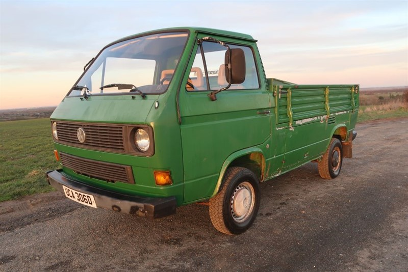 used VW Type 2 T3 Syncro 4x4 Single Cab in louth