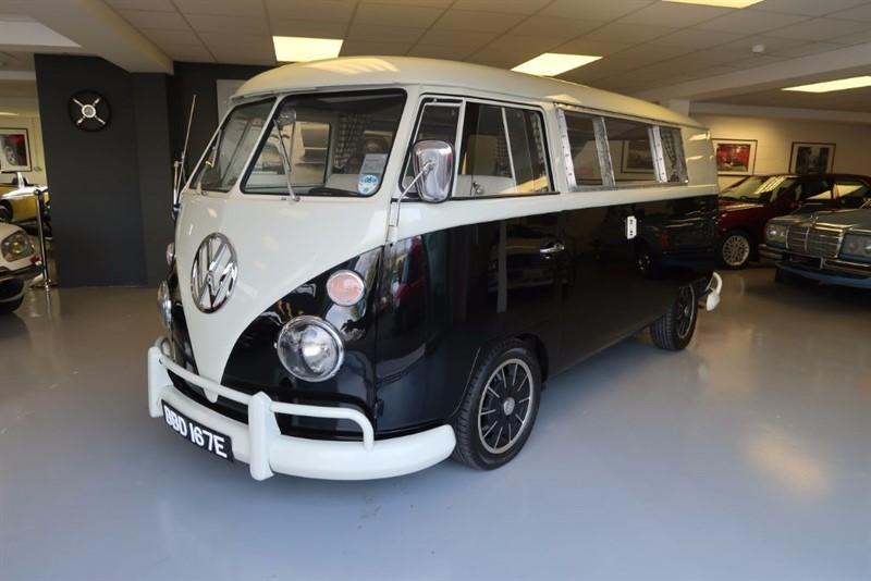 used VW Type 2 Kombi EZ Camper Van Split Screen LHD in louth
