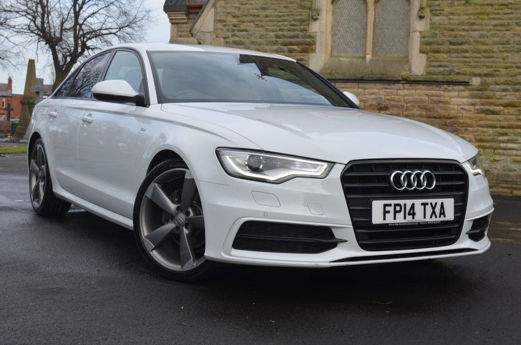 Used Audi For Sale In Warrington Davies Car Sales - Audi car sales