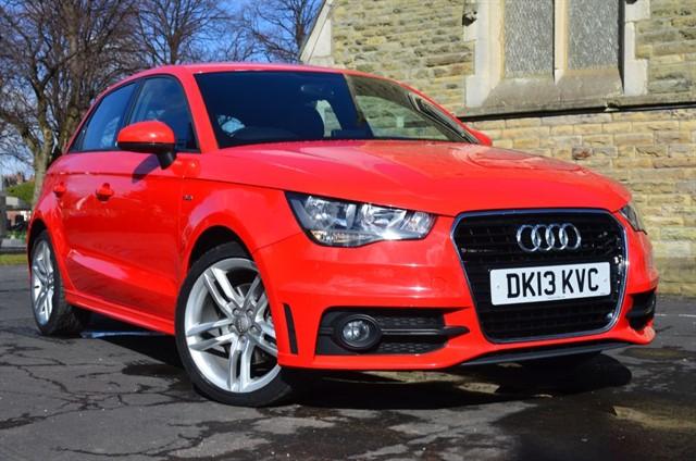used Audi A1 SPORTBACK TDI S LINE in warrington