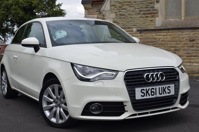 used Audi A1 TFSI SPORT in warrington