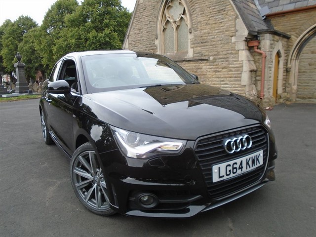 used Audi A1 TFSI S LINE STYLE EDITION in warrington