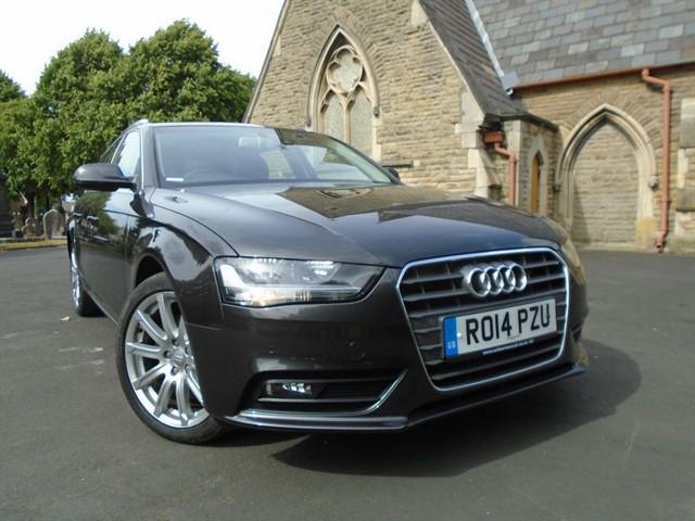 used Audi A4 Avant TDI SE TECHNIK in warrington