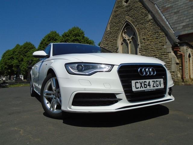 used Audi A6 Avant TDI ULTRA S LINE in warrington