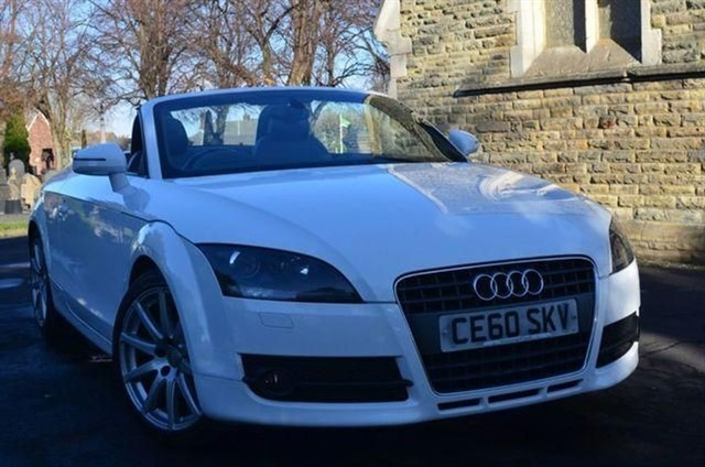 used Audi TT TFSI in warrington