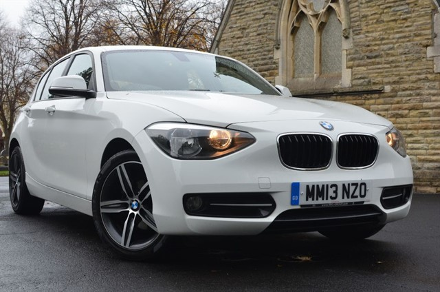 used BMW 114i SPORT in warrington