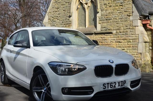 used BMW 114i SPORT in warrington