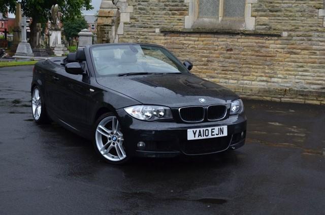 used BMW 118d M SPORT in warrington