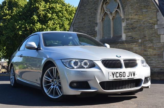 used BMW 325d M SPORT in warrington
