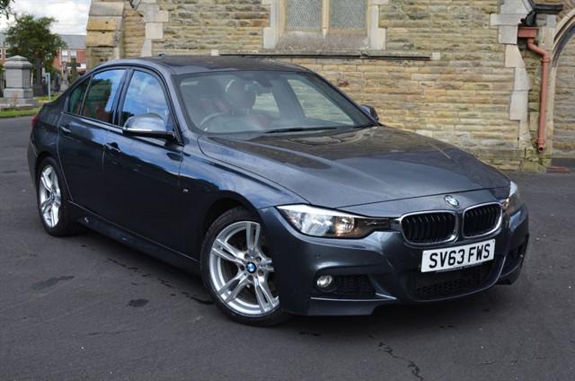 used BMW 330d M SPORT in warrington