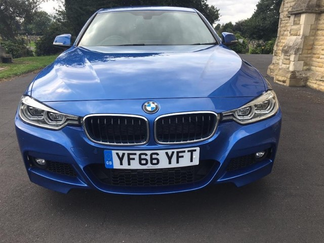 used BMW 335d XDRIVE M SPORT in warrington