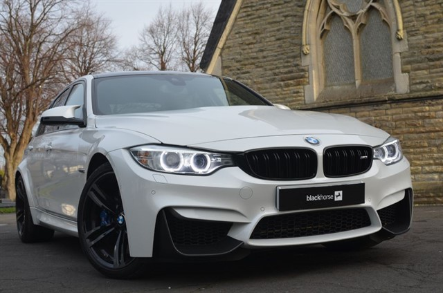 used BMW M3  in warrington