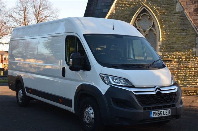 used Citroen Relay 35 HEAVY L4H2 ENTERPRISE HDI in warrington