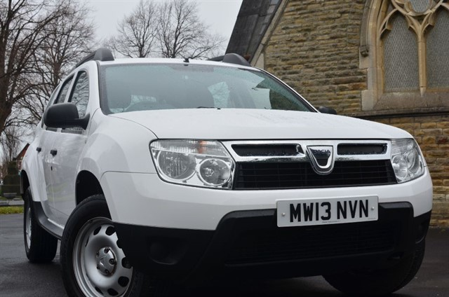 used Dacia Duster ACCESS in warrington