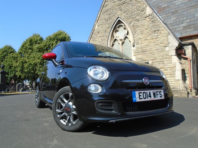 used Fiat 500 S in warrington