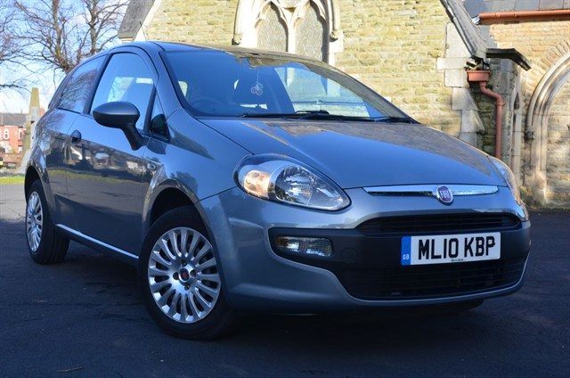used Fiat Punto Evo ACTIVE in warrington