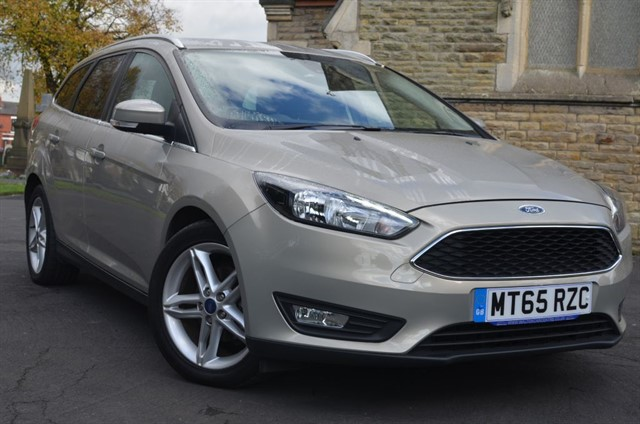 used Ford Focus ZETEC TDCI in warrington