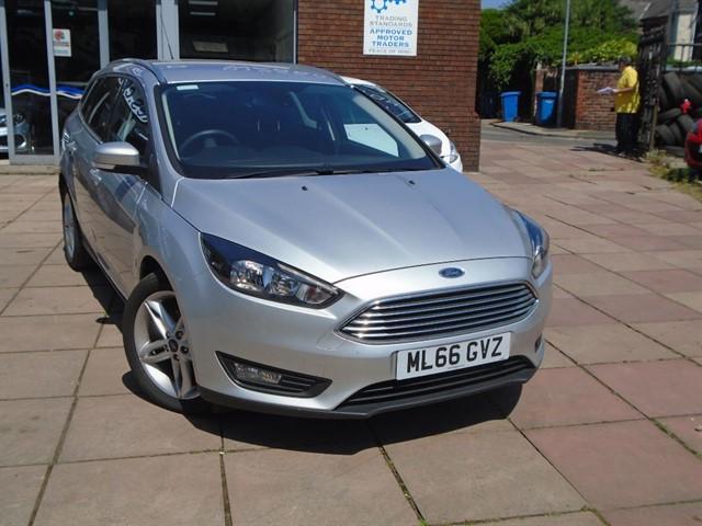 used Ford Focus ZETEC TDCI in warrington