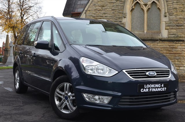 used Ford Galaxy Zetec 7 Seat in warrington