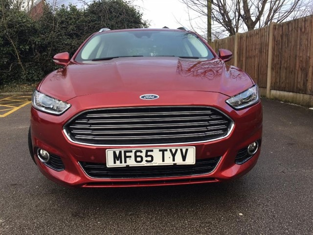 used Ford Mondeo TITANIUM TDCI in warrington