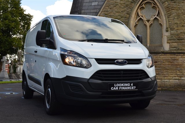 used Ford Transit Custom 290 LR P/V in warrington