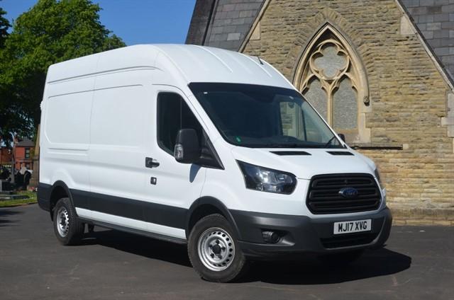 used Ford Transit 350 L3 H3 P/V DRW in warrington