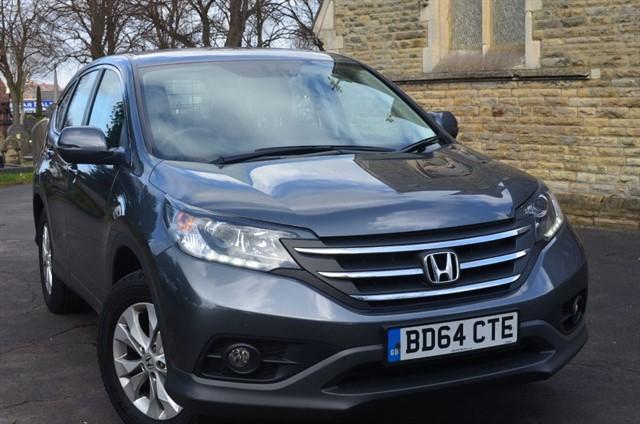 used Honda CR-V I-DTEC SE-T in warrington