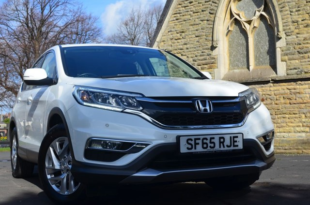 used Honda CR-V I-DTEC SE in warrington