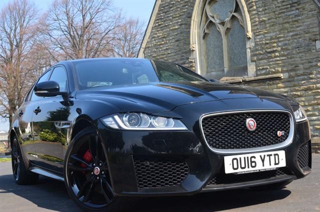 used Jaguar XF V6 S in warrington