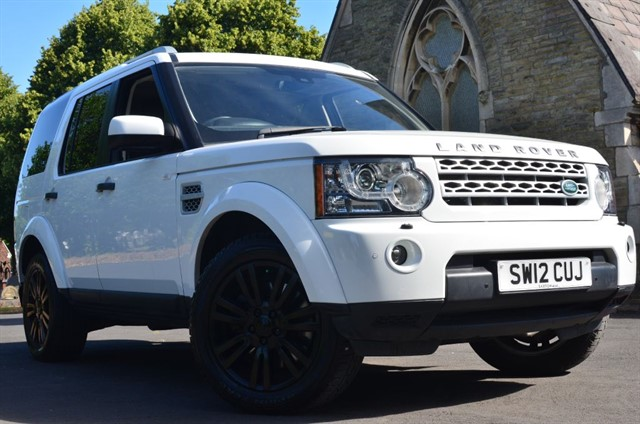 used Land Rover Discovery 4 SDV6 XS in warrington