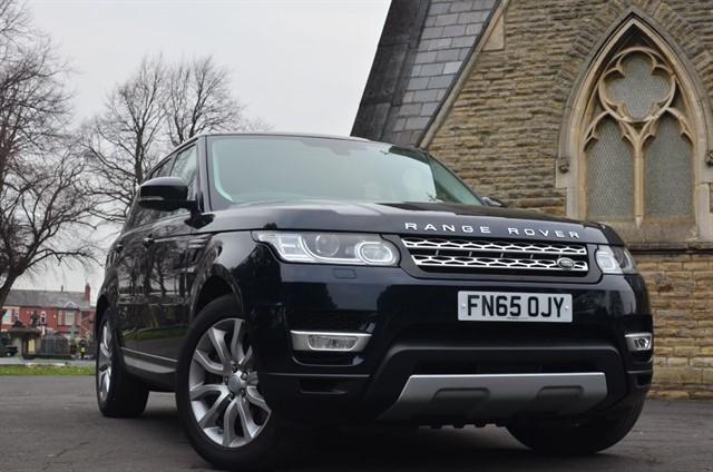 used Land Rover Range Rover Sport SDV6 HSE in warrington