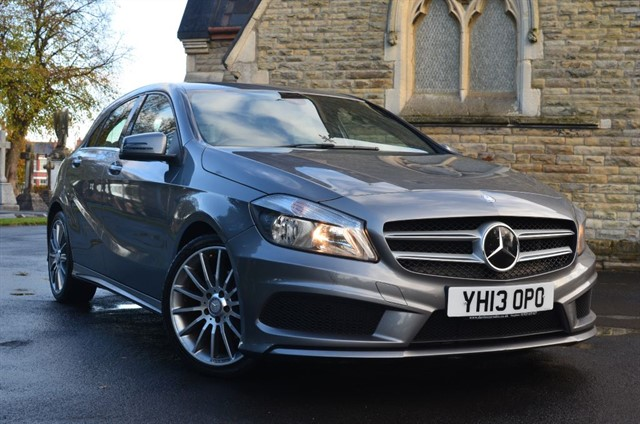 used Mercedes A180 CDI BLUEEFFICIENCY AMG SPORT in warrington