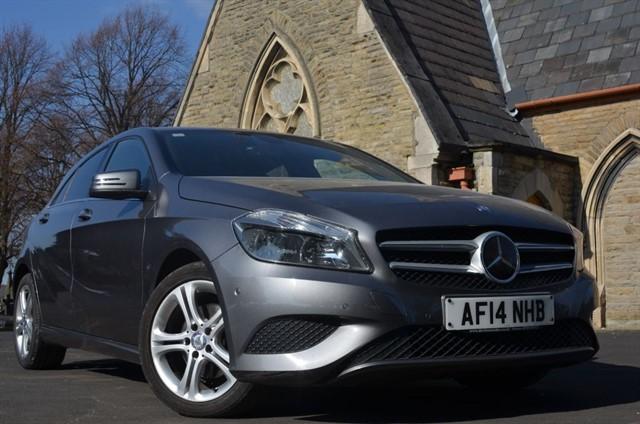 used Mercedes A180 BLUEEFFICIENCY SPORT in warrington