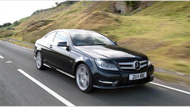 used Mercedes C250 CDI BLUEEFFICIENCY AMG SPORT in warrington