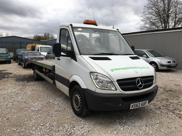 used Mercedes Sprinter 313 CDI LWB in warrington