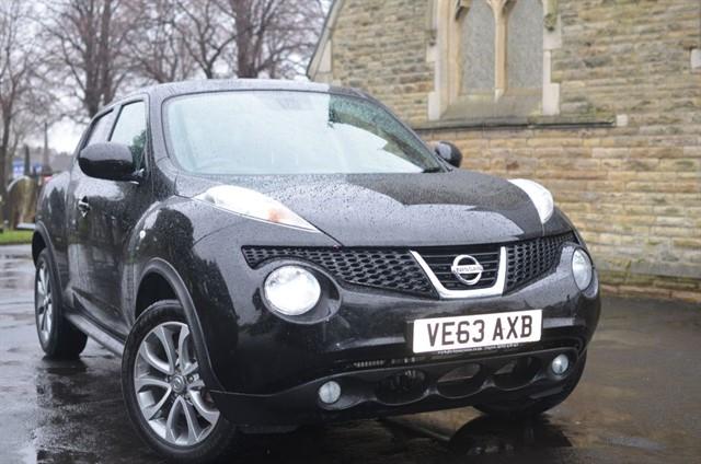 used Nissan Juke TEKNA DCI in warrington