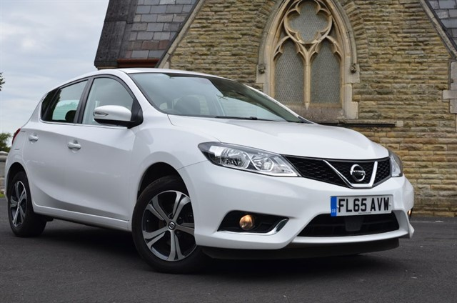 used Nissan Pulsar ACENTA DIG-T in warrington