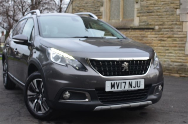 used Peugeot 2008 PURETECH ALLURE in warrington