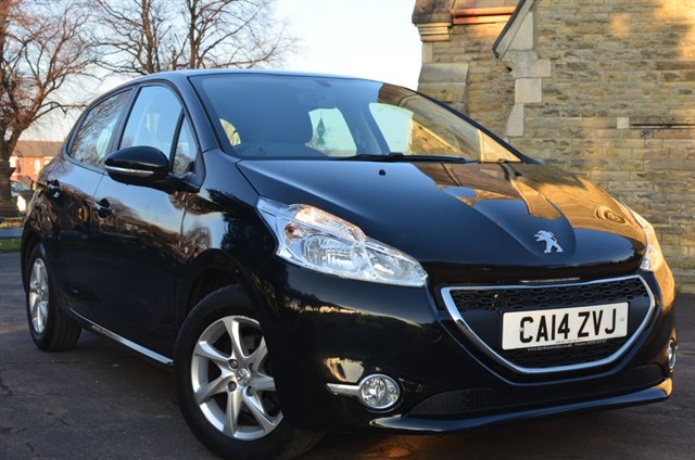 used Peugeot 208 ACTIVE in warrington